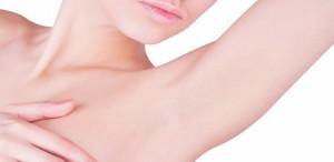 Lighten Skin in Armpit