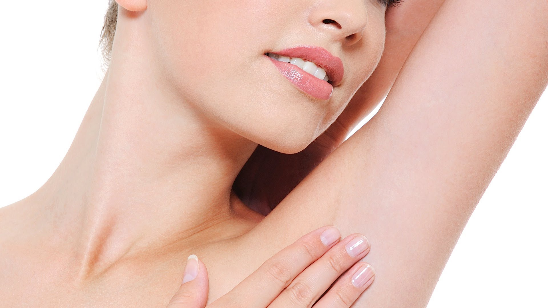 Lighten Skin in Armpit