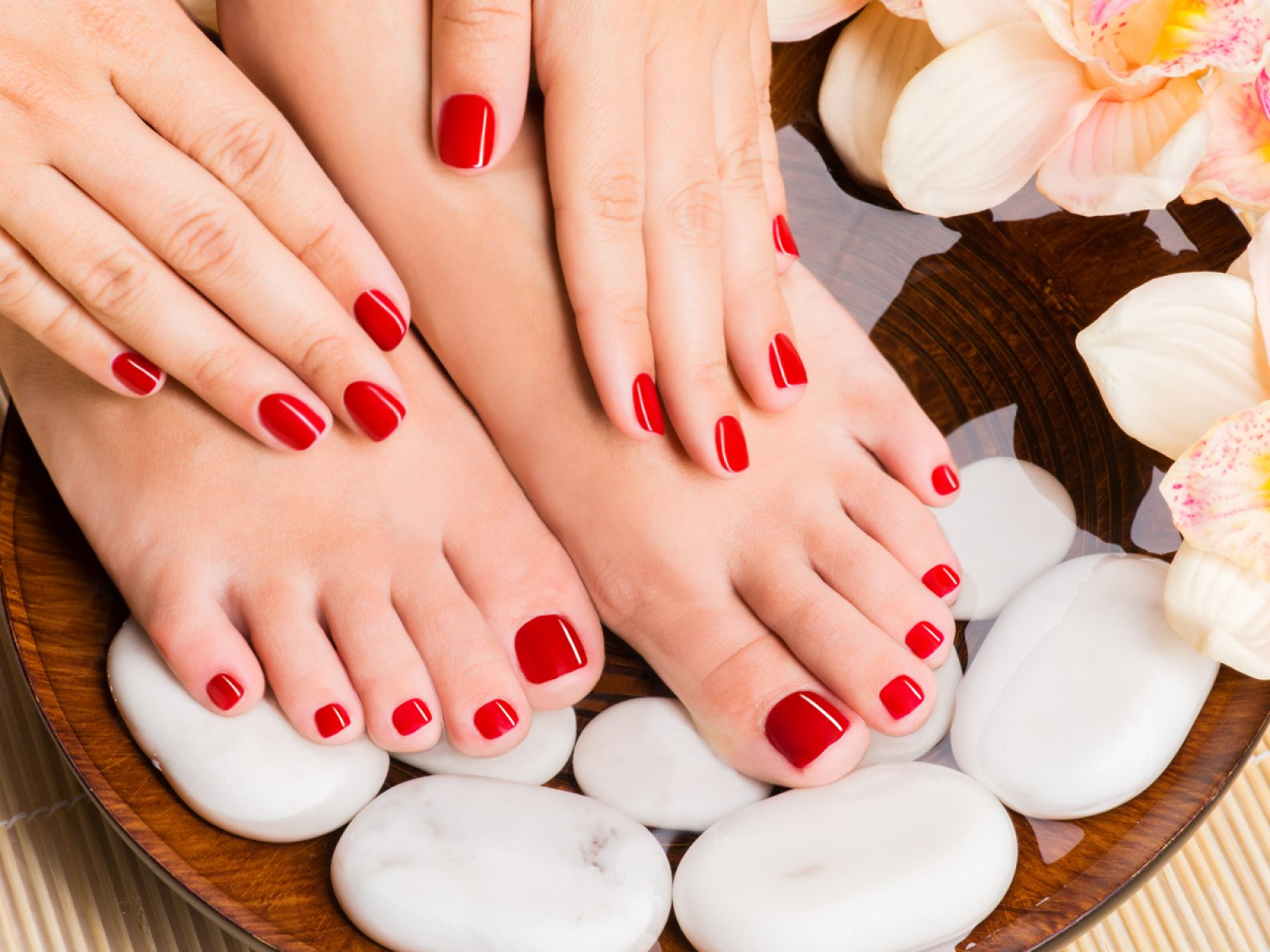 Pedicure Procedure Step by Step At Home