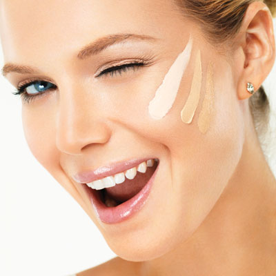 Mineral Powder Foundation for Dry Skin
