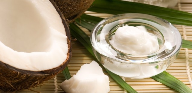 Sunscreen with Coconut Oil